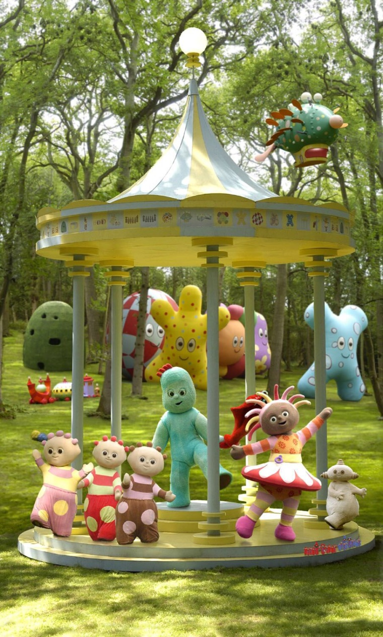 In the night garden live ticket discount Home and garden show discount tickets